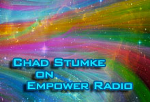 Paranormal Researcher and Author Chad Stuemke on Wendy Garrett's Conscious Living Show on Empower Radio